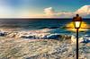 Feliz-Photo-3845 (felizphoto) Tags: abend lichtstimmung atlantik ocean meer laterne licht teneriffa felizphoto tenerife wellen brandung mystisch