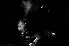 (CoreyJennings) Tags: blackandwhite bw smoke nikon newjersey princeton sillhouette shoot2kill shooteveryday shooteverything shoot flash