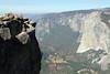 High Above El Capitan Meadow (Robert F. Carter Travels) Tags: taftpoint elcapitan elcapitanmeadow devilselbow merced river mercedriver yosemite yosemitevalley yosemitenationalpark landscape landscapes