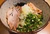 凜々亭 (GenJapan1986) Tags: 2017 まぜそば専門店凜々亭郡山本店 ラーメン 旅行 東北地方 福島県 郡山市 日本 japan fujifilmx70 ramen fukushima food