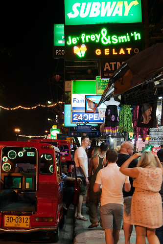 Night Patong is ready for New 2017 (Patong,Thailand)