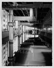 Tokyo (* Daniel *) Tags: polaroid polaroid110a polaroidlandcamera markdaniel markdanielphotocom mono monochrome ilford ilfordfp4 ilfordfp4plus ilfordmicrophen microphen fp4 fp4plus ilfordfp4plussheetfilm japan tokyo bw blackwhite blackandwhite film filmgrain urban urbanwandering river filmdev:recipe=11178 ilfordfp4125 film:brand=ilford film:name=ilfordfp4125 film:iso=80 developer:brand=ilford developer:name=ilfordmicrophen ysarex ysarex127mm ysarex127mmf47