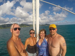 Tracey + Kyle Visit Antigua (hedonism1) Tags: hedonism bobmackie lauriemackie