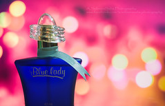 blue lady (mailmesanu20111) Tags: smell perfume bluelady bokeh hat fashion commercial deodorant testimonial photography imnikon colours creativephotography idea