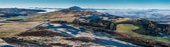 West Lomond and Surrounds (ianrwmccracken) Tags: falkland d750 landscape winter nikon fife panorama hill lomond scotland