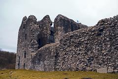 Dundonald Castle 2 (red.richard) Tags: dundonald castle ruin ayrshire