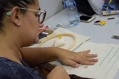 3ª Oficina de Bordado Contemporâneo (Carol Grilo • FofysFactory®) Tags: oficina workshop carolgrilo fofysfactory faferia floripa florianópolis aula classes bordado embroidery handmade craft