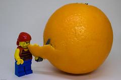 web-0632 (aCactus2008) Tags: macromondays itsapeelingtome lego pirate orange