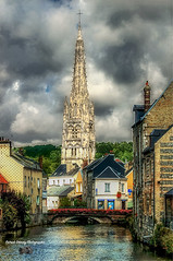 Harfleur ( photopade (Nikonist)) Tags: cathédrale france gotique nikon nikond70 affinityphoto imac apple seinemaritime hdr harfleur normandie