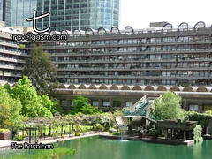 The Barbican (travelgasm) Tags: barbican thebarbican barbicancentre brutalist brutalism modernism london england travel travelgasm