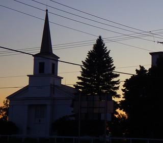 Lake Champlain Valley Sunset - IMGP6278