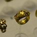 Medieval gold rings