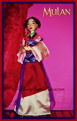 She'll Bring Honor to Us All (DisneyBarbieCollector) Tags: disney mulan mushu dolls toys collectibles