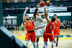 USF Basketball vs Pepperdine 135 (donsathletics) Tags: jordan ratinho university san francisco usf basketball vs pepperdine dons