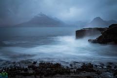 Elgol (James G Photography) Tags: coast coastal elgol innerhebrides isleofskye landscape longexposure scotland sea seascape sunset water unitedkingdom gb