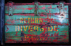 (jtr27) Tags: sdq1164fre jtr27 sigma sd quattro sdq foveon 30mm f14 dc hsm art returntoriverside railroad railway freightcar maine red newengland wooden box painted