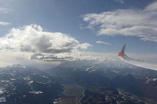 Der Weg nach Innsbruck