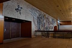 _DSC0063_cw (Wylf) Tags: soviet urss mozaika mosaic urbex cold war youri gagarine ussr hero urbexu history old