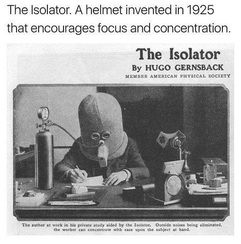 Want #theisolator