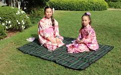 gorgeous (Grenzeloos1) Tags: children brisbane kimono botanicalgardens japanesegardens 2015 mtcoottha japanday