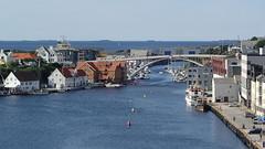 Smedasundet fra Risøy bru (Odd Stiansen) Tags: summer sommer vestlandet haugesund smedasundet hasseløybru