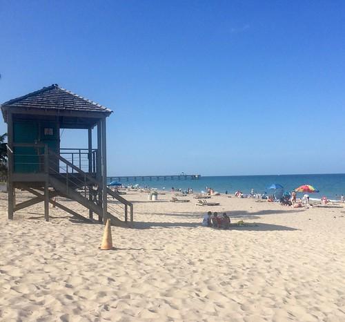 Deerfield Beach, summer 2015