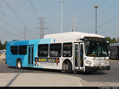 York Region Transit #1425 (vb5215's Transportation Gallery) Tags: new york flyer transit region 2014 yrt xd40 xcelsior