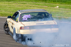 Japfest 2015 - Drift competition (Sacha Alleyne) Tags: carshow drifting drift castlecombe 2015 tyresmoke japfest a6000 sonya6000