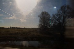 one life is not enough ( light & dreams) (rosa_rusa) Tags: train tren bayern nowhere bahn nolugar rosarusa