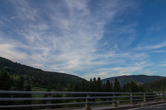 France (LukeStonesPhotos) Tags: road sky france grass clouds canon trres moterway 700d