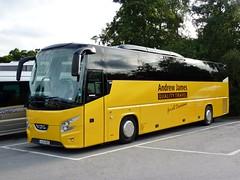 Photo of AJ12 BUS - VDL Futura 2 FHD2-129.365 - C53Ft - Andybus & Coach Ltd., Easton Grey, Malmesbury, Wiltshire.