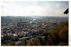Passau (Niederbayern) auf der Veste Oberhaus (Mr.Vamp) Tags: autumn castle herbst schloss vamp passau burganlage vesteoberhaus dreiflüssestadt cityofthreerivers mrvamp passauniederbayern passaulowerbavaria