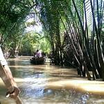 Bootstour im Mekong Delta