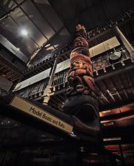 Museum Adventures Part 1 (Diz 2014) Tags: museum oxford pitt oxfordshire haida pittriversmuseum pittriversmuseumoxford mikepeckett