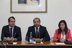 Primeira Reunião da VI Comissão Parlamentar