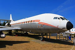 Sud Est SE 210 Caravelle III n 116 ~ F-ZACE (Aero.passion DBC-1) Tags: museum plane aircraft aviation muse preserved avion airmuseum sud est chasse caravelle europeen montlimar se210 aeropassion fzace dbc1 prserv