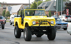 Ford Bronco (SPV Automotive) Tags: classic ford car yellow truck convertible bronco suv