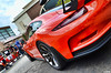 Porsche GT3RS (Chad Horwedel) Tags: orange illinois porsche sportscar bolingbrook supercarsaturday gt3rs promenademall porschegt3rs