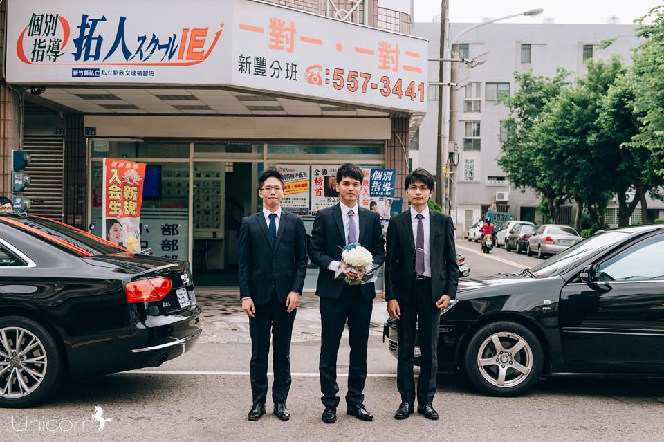 《婚攝》詮熙 & 明玉 / 台北福容大飯店