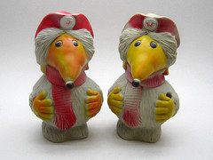 Orinoco (The Moog Image Dump) Tags: uk cute bernard vintage toy kawaii figure common wimbledon elisabeth squeaker beresford orinoco the wombles cribbins combex