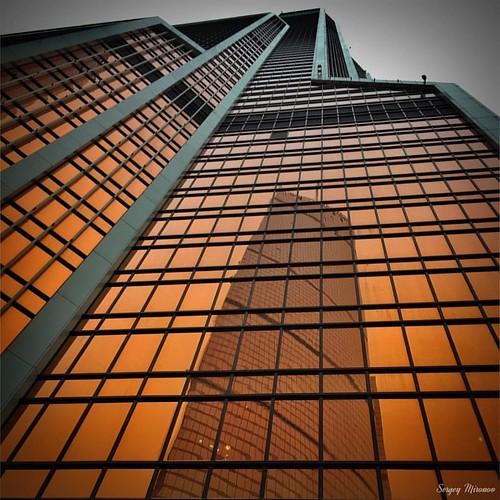 Mercury City Tower in Moskva City / Меркурий Сити Тауэр в Москва Сити