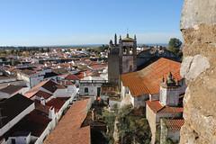Vue de la forteresse (hans pohl) Tags: alentejo cities villes churchs eglises toits roofs tours towers portugal architecture