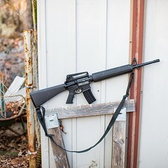 AR15 A2 Rifle - Sigma 50mm F1.4 - Canon 5D Mark IV (abysal_guardian) Tags: palmetto state armory freedom upper anderson arms lower receiver 556mm ar15 am15 a2 rifle sigma 50mm f14 canon 5d mark iv eos 5dmarkiv 5dm4 5dmk4 5d4 sigma50mmf14exdghsm ex dg hsm