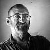 Uncle Mike (Shooting Ben) Tags: portrait man coffee caffenol caffenolc farmer natural naturallight nofilter film mediumformat 6x6 squareformat mamiya c330 mamiyac330