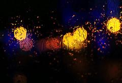 światła w deszczu (danieltroczynski) Tags: światła deszcz kolorowe light sonya6000 asahi1855 rain niechorze