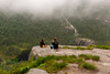 It might be that someone behind me is taking picture from us as well (villeah) Tags: norway path scenery waterfall nature hiking preikestolen landscape people clouds rogaland no