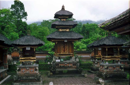 Besakih - Bali  - 1993