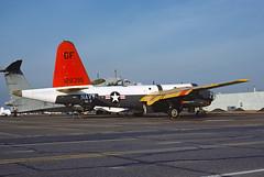 DP-2E Neptune 128395 of VC-8 GF-1 (JimLeslie33) Tags: 128395 p2 dp2 dp2e neptune vc vc8 gf gf1 nas roosevelt roads puerto rico naval aviation usn navy olympus om1 lockheed p2v5 p2v5fd norfolk