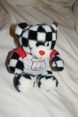 Route 66 Auto Museum Teddy Bear (Crown Star Images) Tags: santafe newmexico nm