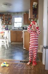 Slinkies will always be entertaining (grilljam) Tags: christmasday presents winter december2016 seamus 4yrs slinky christmassocks
